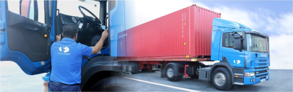 Log stica fumero transporte - Transporte entre islas canarias ...